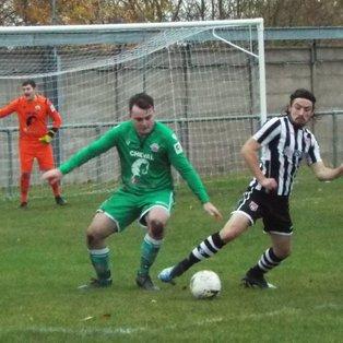 Match Report -  Flint Town United