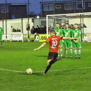 Match Report -  Prestatyn Town