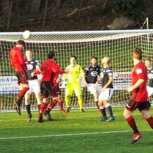 Match Report -  Llanfair United