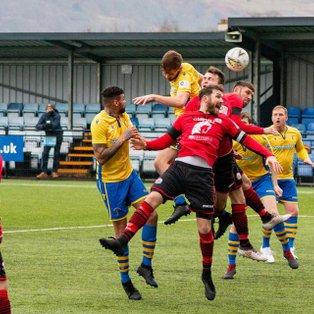 Match Report -  Buckley Town
