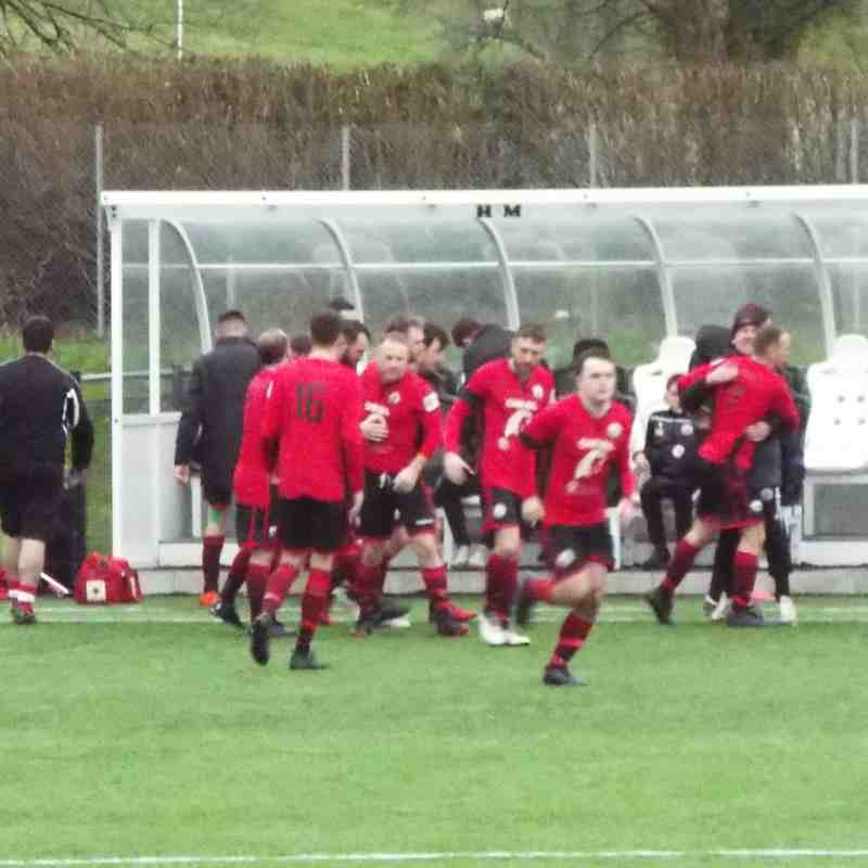 Corwen v Buckley Town - 25/01/2020