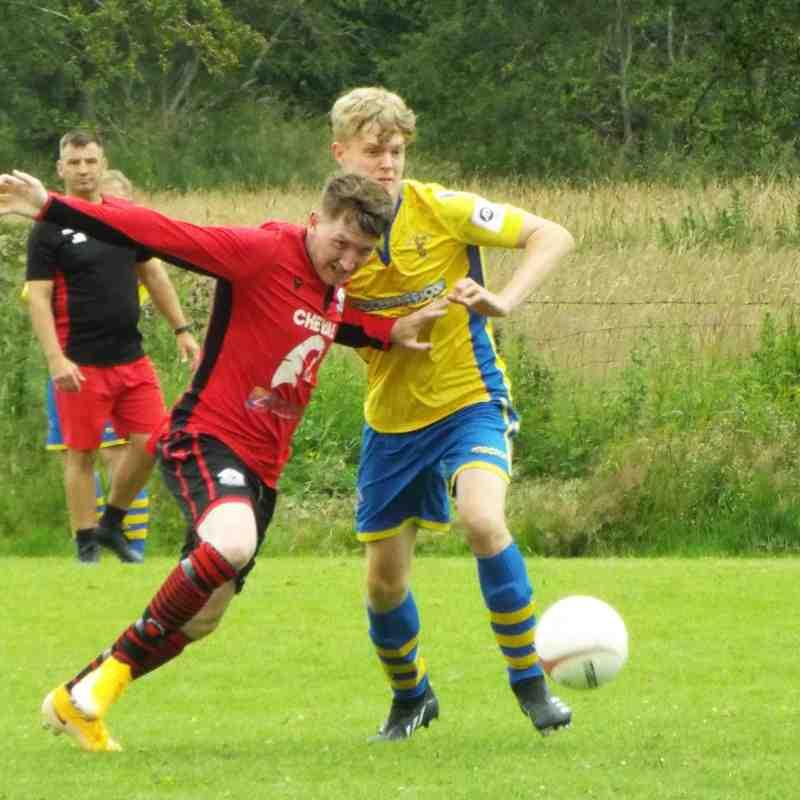 Corwen v Buckley Town - Pre Season Friendly - 10/07/2021