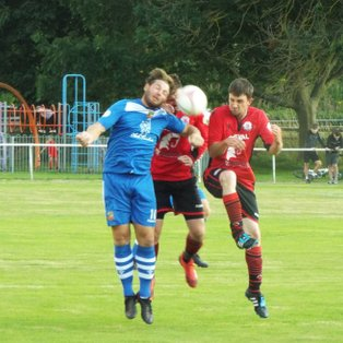 Match Report -  Chirk AAA
