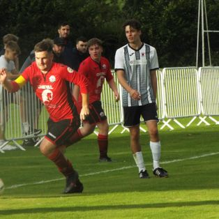 Match Report -  Welshpool Town