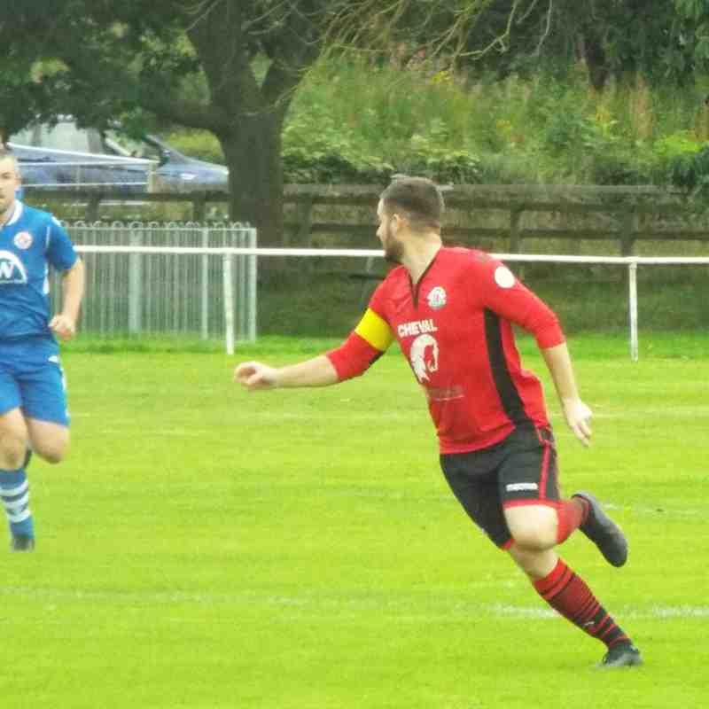 Corwen v Cefn Albion - 24/08/2021
