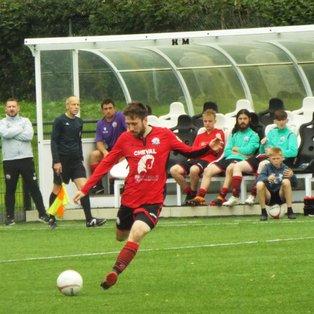 Match Report -  Berriew