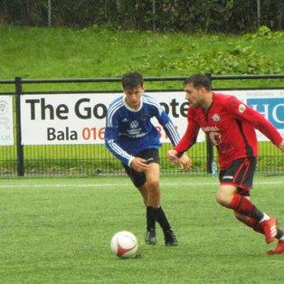 Match Report -  Bow Street