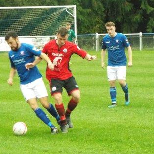 Match Report -  Caersws