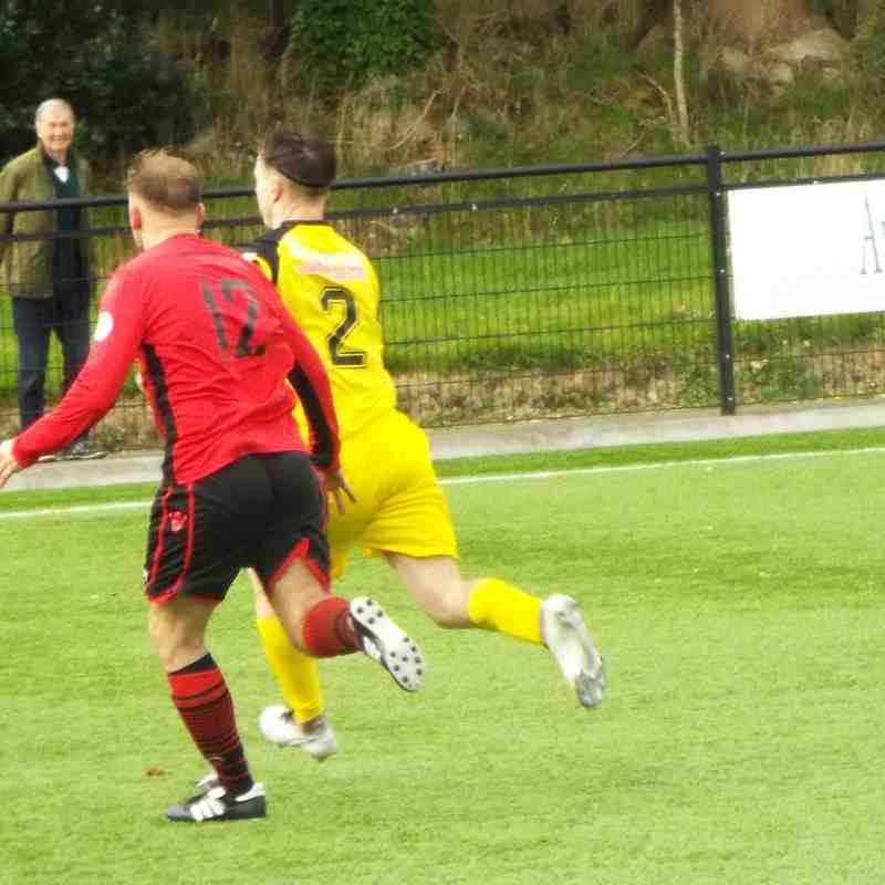 Corwen v Dolgellau Athletic