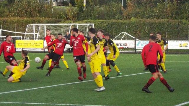 Match Report -  Dolgellau Athletic