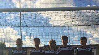 Academy U13's 2015/16