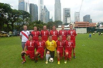 SCC Soccer Sixes 2013