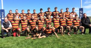 6 Junior teams in action on Sunday .  Ashton 2s 29-27 Burnage 3s