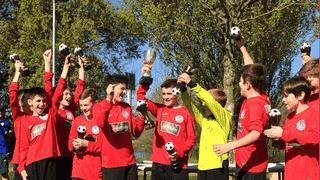 U12 Rebels Champions