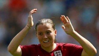 Bid for Fran Kirby's England shirt!
