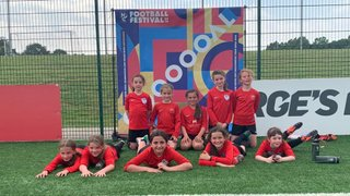 U10 Swans at St.Georges Park
