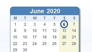 Save the date - Club Presentation Day 2020 - 6th June 2020