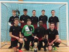 U14 Spartans Win MKBCYFL Futsal Tournament