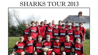 U13 Gordano Sharks Tour 2013