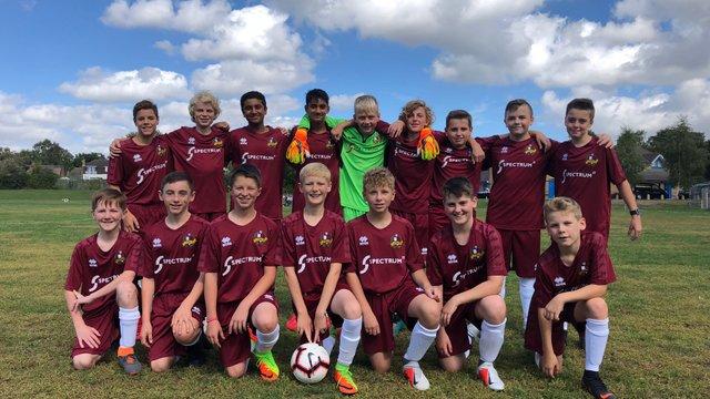 Rovers U14's -Phillips