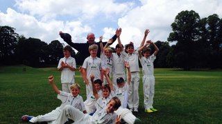 Easton and Martyr Worthy U11s have WON the OLIVER CUP FINAL!