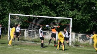 Welbeck Welfare v Selston FC - 6th July 2013