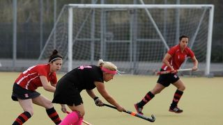 Ladies 1st XI @ Essex Rosebowl 1-9-2013