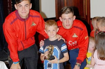 U6 Players Player Of The Year - Wrayfe Green