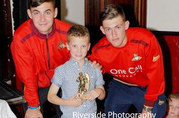 U6 Most Improved Player Of The Year - Ethan Cooper