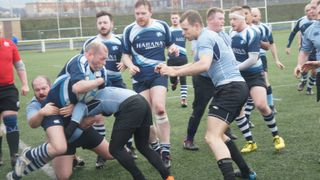 Match vs CaledonianThebans