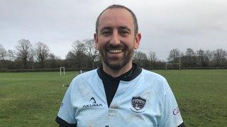 An introduction to..... Tim Willcocks, Club Chairman