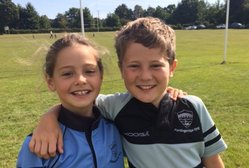 An introduction to.... Harvey and Maisie Broyd