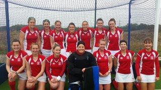 Match Report: 3rd Nov Ladies 1st XI