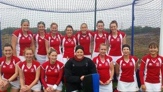 Match Report: 13th Oct Ladies 1s