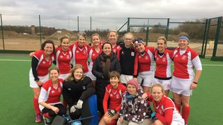 Match Report: 27th Jan Ladies 2nd XI CUP GAME