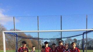 Match Report: 9th Dec Boys U16