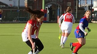 Match Report: 27th Jan Ladies 1st XI CUP GAME