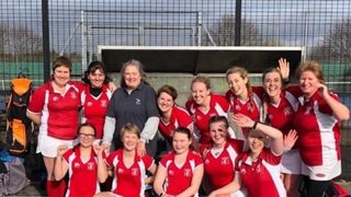 Match Report: 16th Feb Ladies 3s