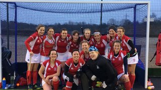 Match Report: 16th March Ladies 2nd XI
