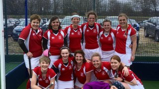 Match Report: 16th March Ladies 3rd XI