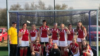 Match Report:30th March Ladies 4th XI