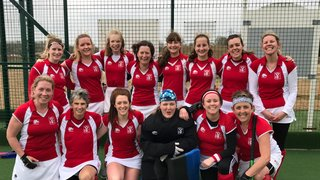 Match Report: 6th April Ladies 2nd XI