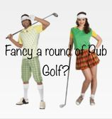 Club Social: Pub Golf!