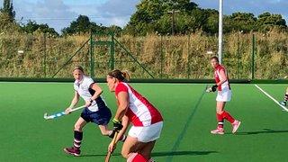 Match Report:Ladies 1s 5th Oct