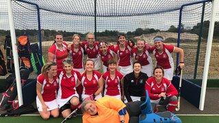 Match Report: Ladies 2s 5th Oct
