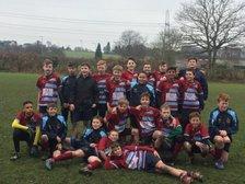 Camp Hill U13's Win Against Moseley