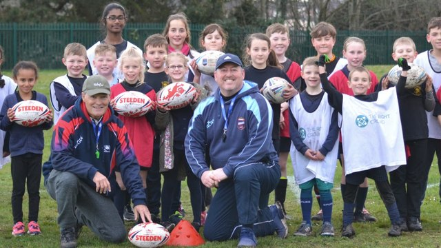 Schools Try Touch Session - Kids Touch March