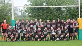 Norwich Union victorious in the annual President's game