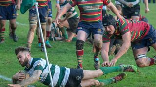 Union secure a place in the London 3 Eastern Counties Play offs
