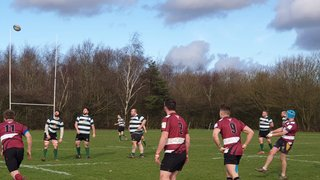 Union match Hadleigh with two tries